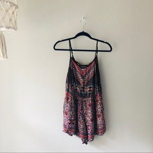 Angie Romper Size Large